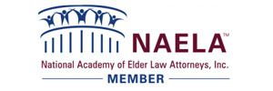 Logo Recognizing Stratton & Reynolds, LLC's affiliation with National Academy of Elder Law Attorneys